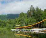 Water Slide at YMCA Camp Watia
