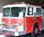 Hendersonville Fire Department Fire Truck