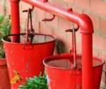Outdoor Water Containers