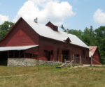 Carl Sandburg Home Goat Barn