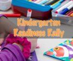Kindergarten Readiness Rally