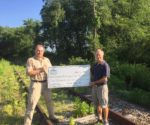 Friends of the Ecusta Trail Receives Donation