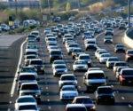 Congested Freeway Traffic